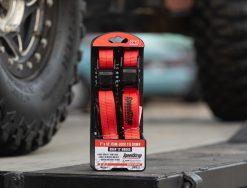 SpeedStrap 1in x 10ft Cam-Lock Tie-Downs - 2 Pack