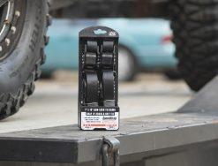 SpeedStrap 1in x 10ft Cam-Lock Tie-Downs with Soft-Tie - 2 Pack