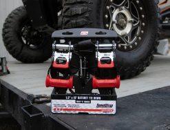 SpeedStrap 1.5in x 15ft Ratchet Tie-Downs - 2 Pack